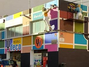 foto de fachada de tienda física Ydeco