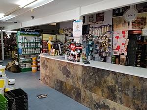 foto de interior de tienda Ydeco