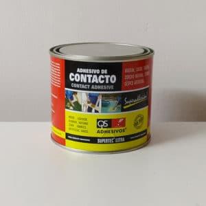 foto de adhesivo de contacto QS Adhesivos 500ml