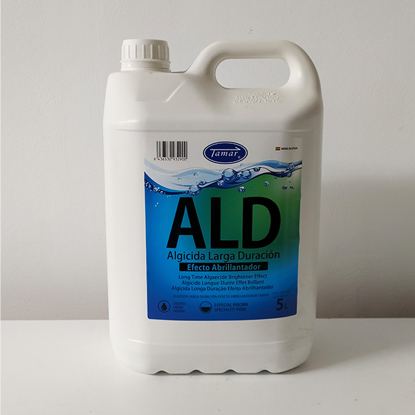 foto de antialgas para piscinas ADL tamar
