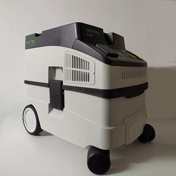foto de aspiradora electrónica Festool CT15 E 1200w