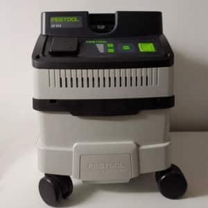 foto 2 de aspiradora electrónica Festool CT15 E 1200w