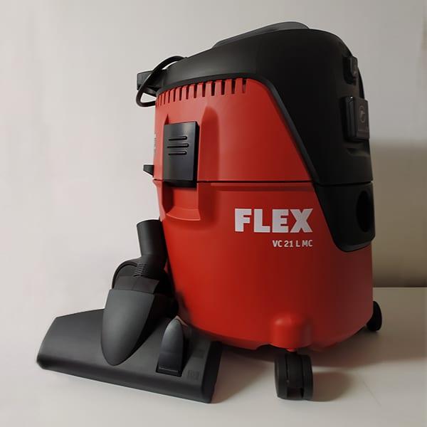 foto de aspiradora Flex 2000w