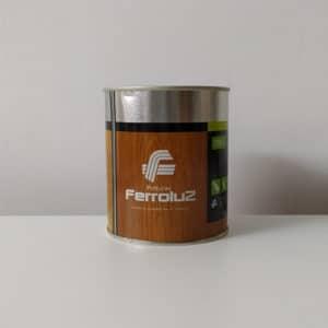 foto de barniz sintético uretanado Ferroluz