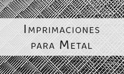 imprimaciones para hierro y metal