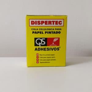 foto de cola celulosica para papel pintado Dispertec QS Adhesivos