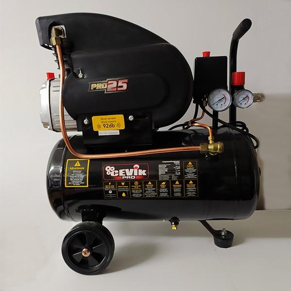 foto de compresor cevik pro25 2CV