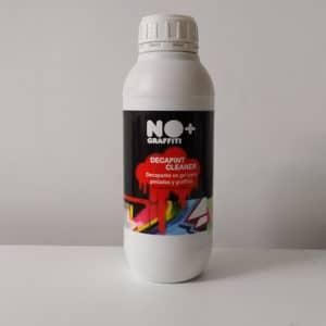 foto de decapante en gel para grafitis No+graffiti 1l
