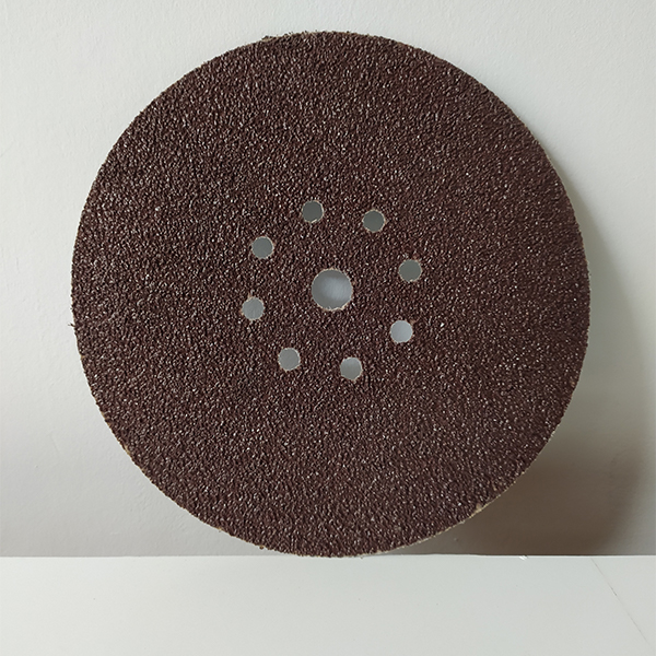 foto de disco abrasivo de grano grueso especial gotelé
