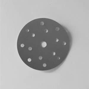 foto de disco de lija diámetro 150mm