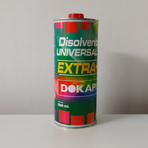 foto de disolvente universal Dokapi 1L