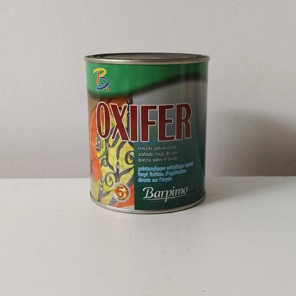 foto de esmalte antioxidante forja Oxifer Barpimo