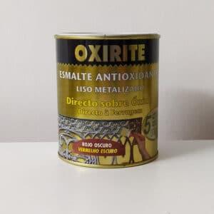 imagen esmalte antioxidante liso metalizado Oxirite 750ml