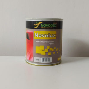 foto de esmalte antioxidante Novolux efecto forja 750ml