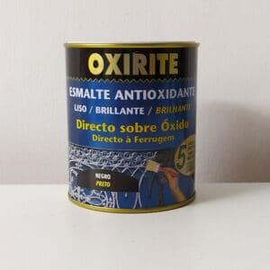 imagen esmalte directo al óxido liso brillante Oxirite 750ml