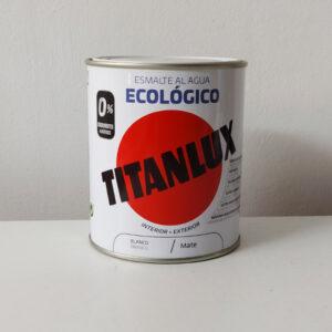 foto de esmalte ecológico al agua Titanlux mate