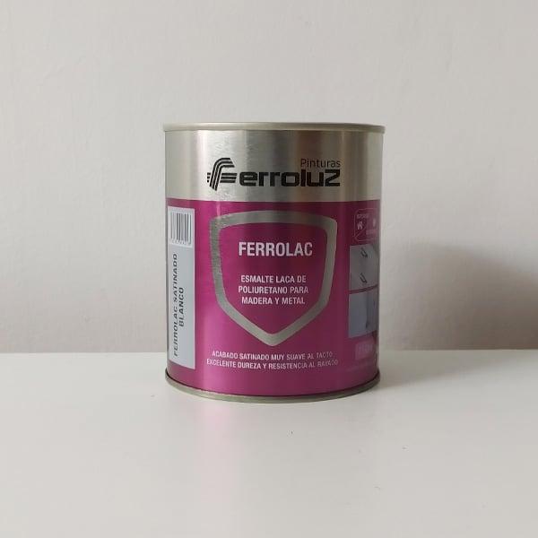 esmalte laca poliuretano ferrolac 750ml