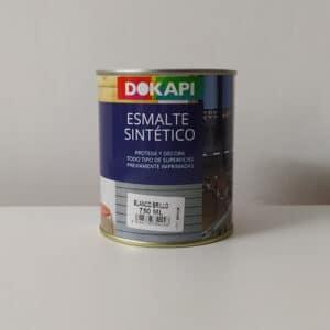 imagen de esmalte sintético Dokapi 750ml