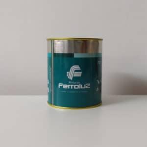 foto de fijasol al agua ferroluz