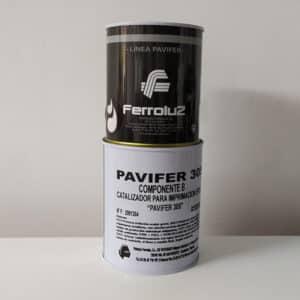 imagen imprimación epoxi suelos 2 componentes pavifer 305