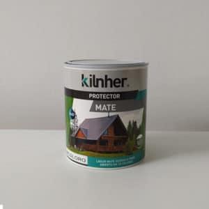foto de protector de madera mate Kilnher