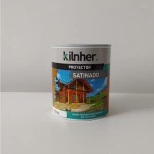 foto de lasur protector de madera satinado Kilnher