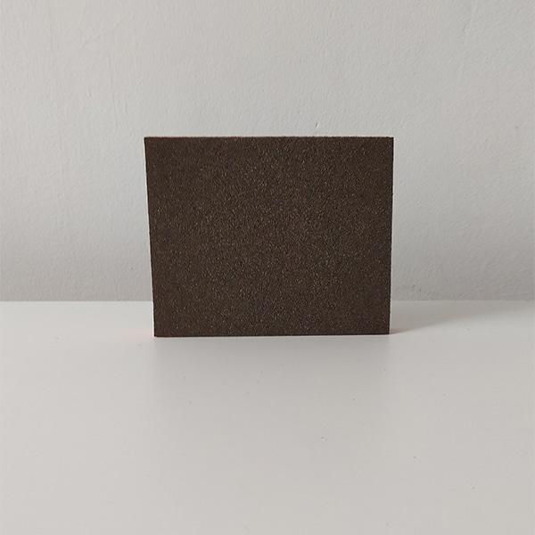 foto 2 de lija de esponja rectangular