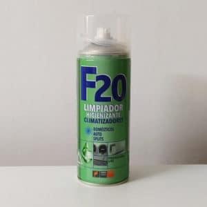 imagen limpiador higienizante F20 400ml