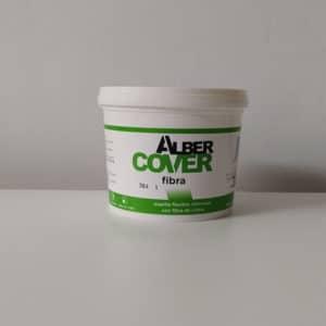 foto de masilla con fibra Alber Cover