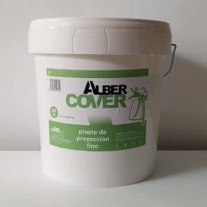 imagen masilla de proyectar fino Alber Cover 20Kg