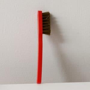 imagen de mini cepillo púas latón