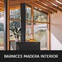 imagen de barnices madera interior