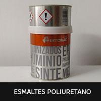 imagen de esmalte de poliuretano