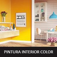 foto de categoría pintura de color para interior