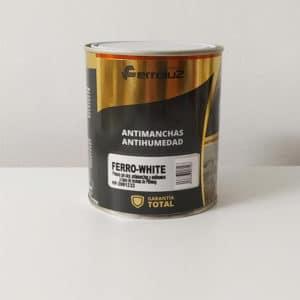 pintura antimanchas ferroluz 750ml