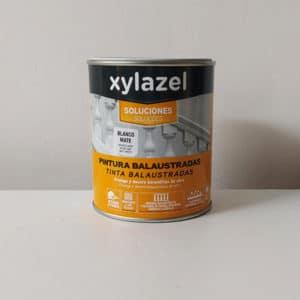 foto de pintura para balaustradas Xylazel 750ml blanco mate