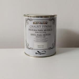 foto de pintura para muebles efecto tiza Chalky Finish