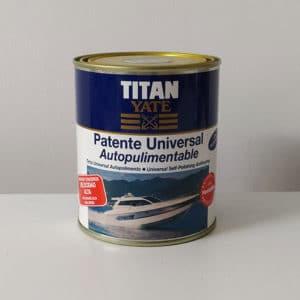 foto de pintura náutica autopulimentable Titan