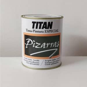 imagen pintura para pizarras al disolvente Titan