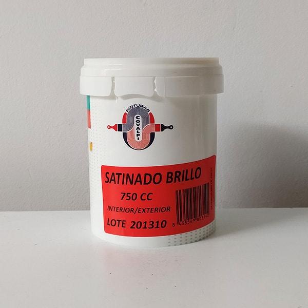 foto de pintura plástica Covalpi satinado brillo 1kg