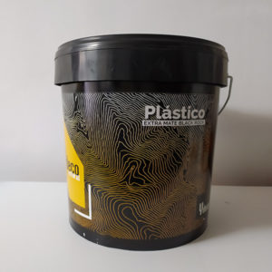 pintura plástica extra mate ydeco