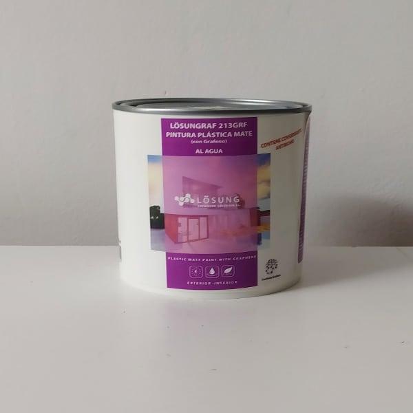 foto de pintura plástica con grafeno Losung 750ml