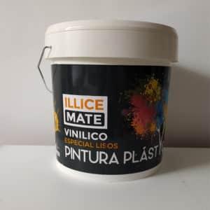 foto de pintura plástica illice mate Ydeco