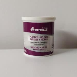 foto de pintura plástica mate seda Ferroluz