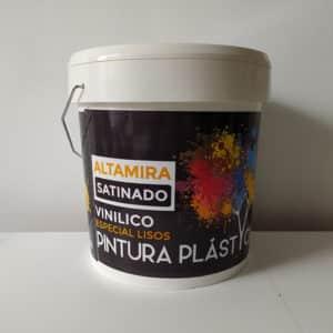 foto de pintura plástica satinado altamira Ydeco