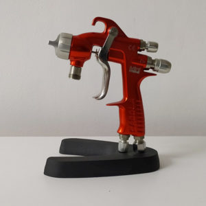 foto de pistola aerográfica de presión mini Xtreme