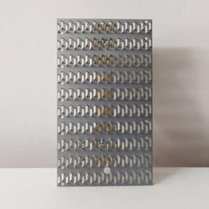 raspador monocapa 480 puntas colotool imagen 2