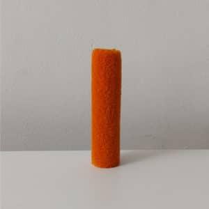 foto de recambio de mini rodillo naranja