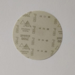 foto de rejilla abrasiva circular 150mm