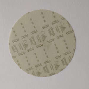 foto de rejilla abrasiva circular 225mm